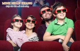 Xem phim 3D giúp cải thiện đáng kể thị lực cho trẻ em bị nhược thị
